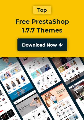 Free PrestaShop 1.7.7 Themes