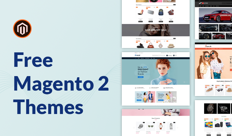 Top 10+ Free Magento 2 Themes for 2021