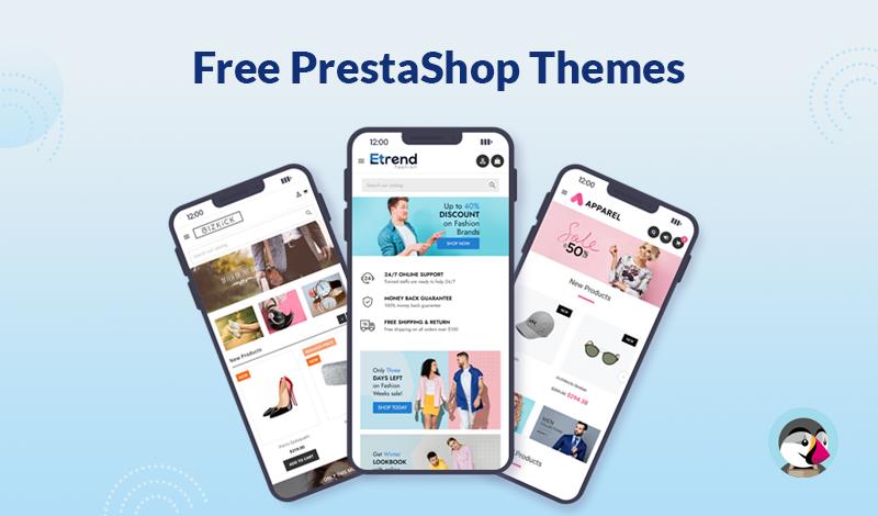 Top 10+ Free PrestaShop Themes for 2021