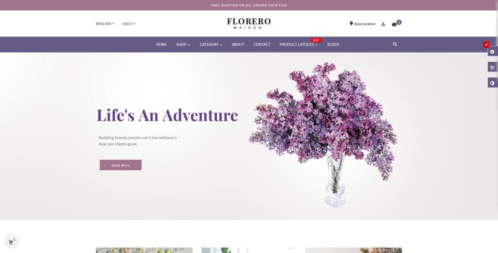 Leo Florero Free - Flowers and Vases, Home Decor