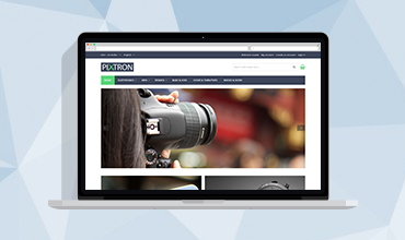 Pixtron – New Free Magento 2 Theme From HiddenTechies