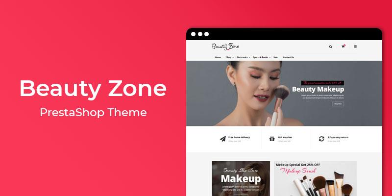 Beauty Zone - Fashion Responsive Prestashop Theme