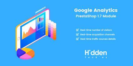Google Analytics - Prestashop Module
