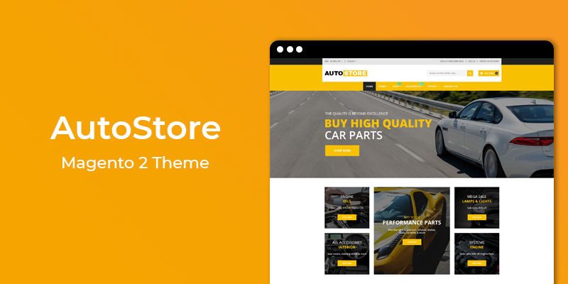 Coming Soon New Magento 2 Theme | HiddenTechies