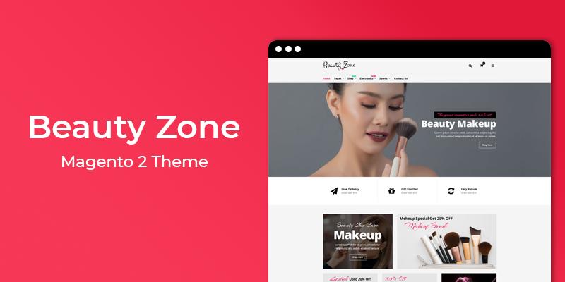 Beauty Zone – Beauty Magento 2 Theme