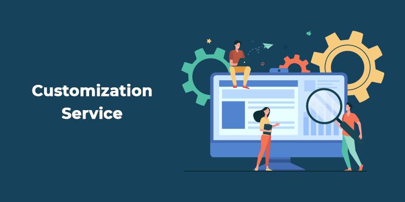 Customization Service | HiddenTechies