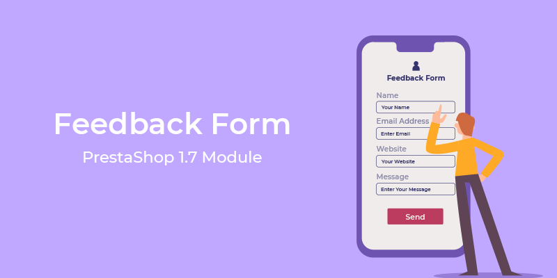 Feedback Form PrestaShop Module