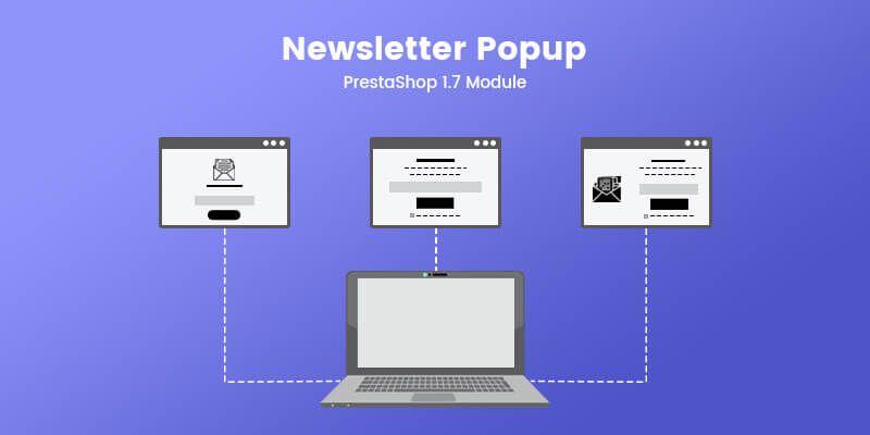 Newsletter Popup Prestashop Module
