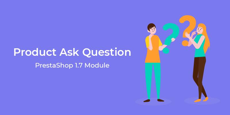 Product Ask Question PrestaShop Module