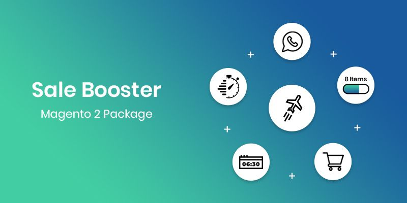 Sale Booster for Magento 2