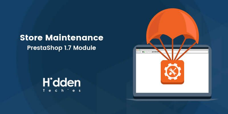 Coming Soon & Store Maintenance Prestashop Module