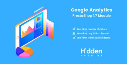 Google Analytics - Prestashop Module