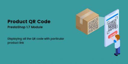 Product QR Code - Prestashop Module