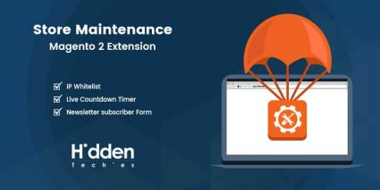 Coming Soon & Store Maintenance - Magento 2 Extension