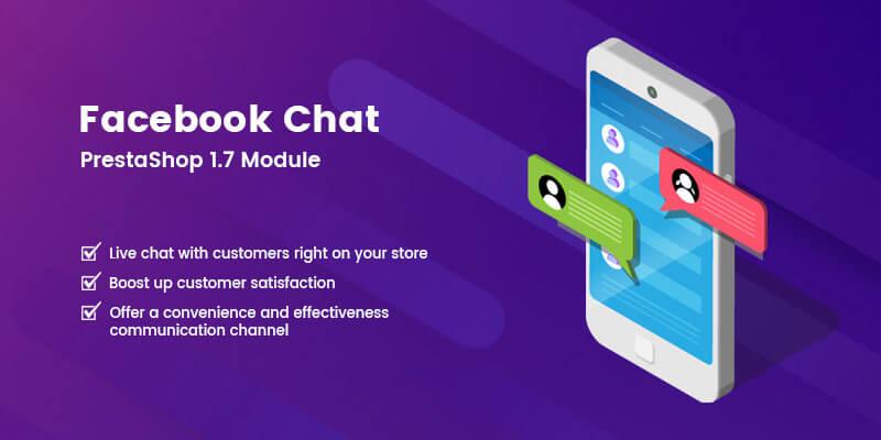 Facebook Chat Prestashop Module