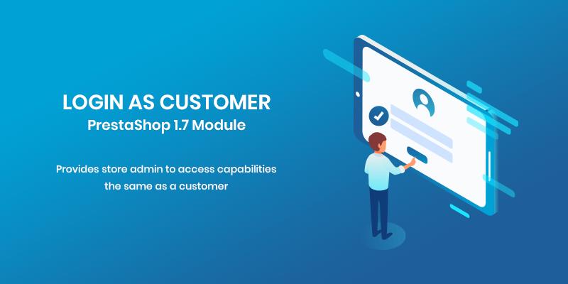 Login As Customer PrestaShop Module