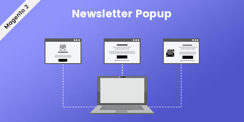 Newsletter Popup Magento 2 Extension