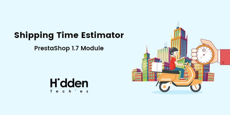Shipping Time Estimator