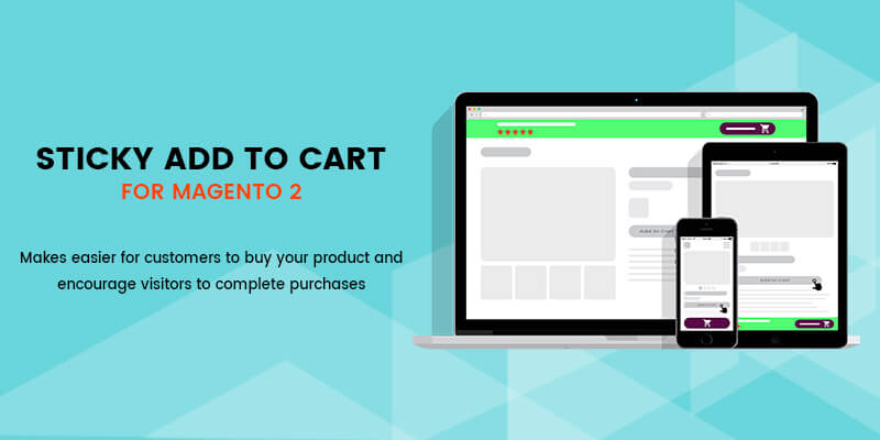 Sticky Add to Cart Magento 2 Extension