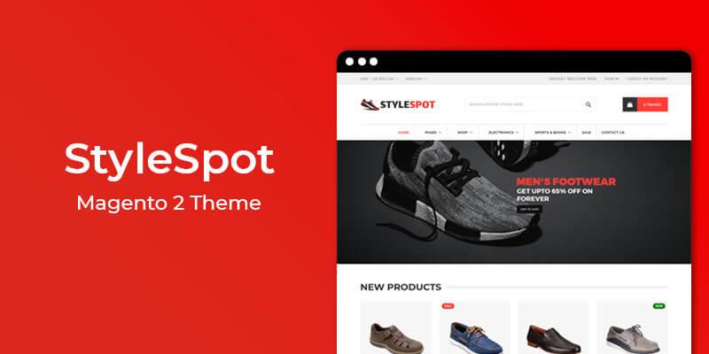 Stylespot – Premium Fashion Magento 2 Theme