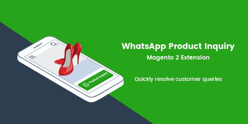 WhatsApp Product Inquiry
