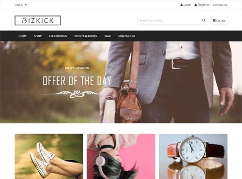 BizKick Pro - Fashion