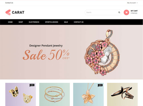 Carat - Jewelry