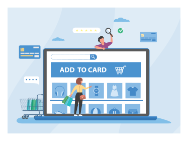 Let Shoppers Reach you Easily