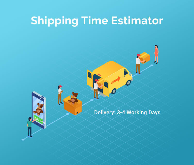 Shipping Time Estimator