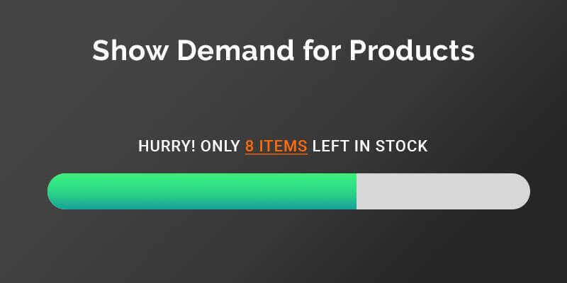 Product Remaining Stock