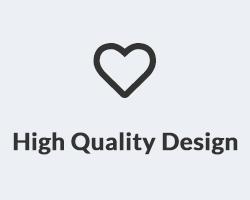 High Quality Design