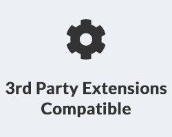 Third Party Extensions Compatible
