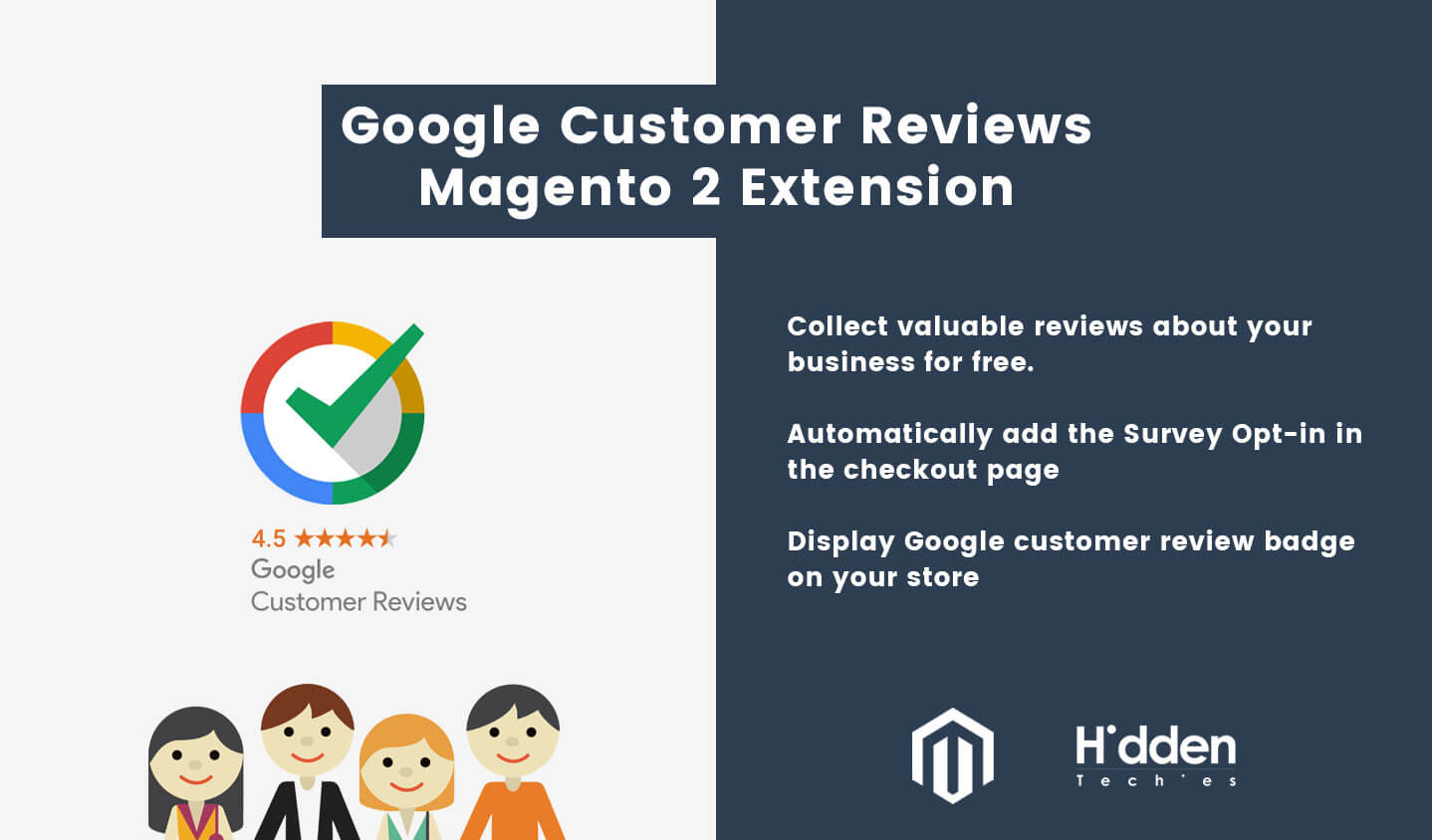 Google Customer Reviews Magento 2 Extension