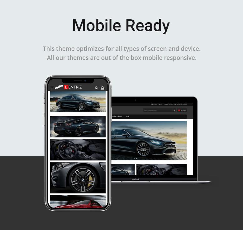 Mobile Ready Free Magento 2 Theme