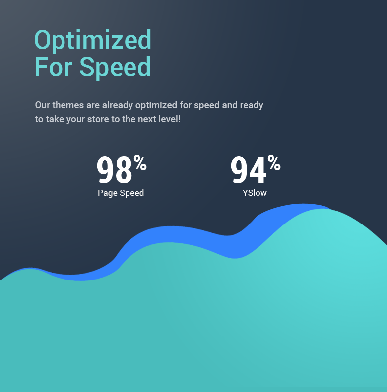 Optimized for Speed Magento 2 Theme
