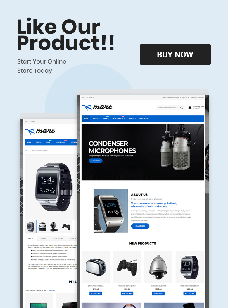 Buy Magento 2 Theme