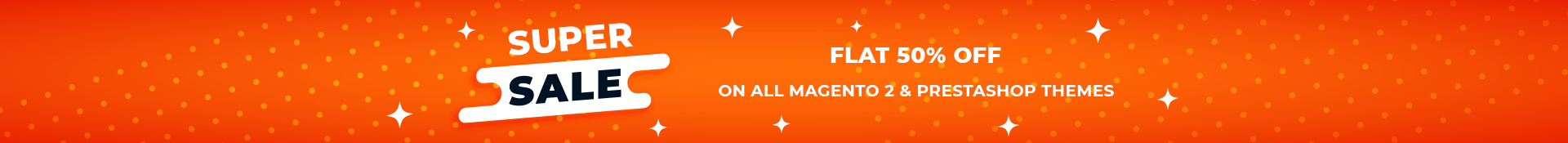 HiddenTechies - Magento 2 Theme 50% Off