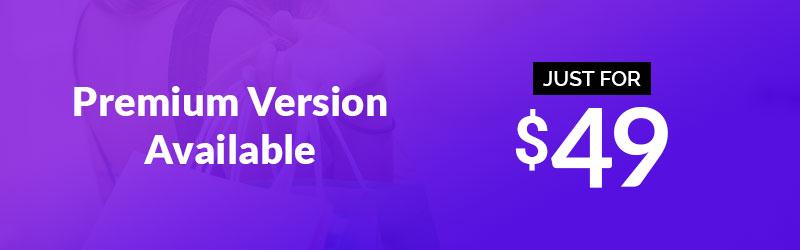 Premium Version Available Prestashop Themes