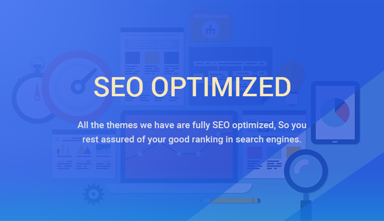 Buy Seo Optimized PrestaShop Theme