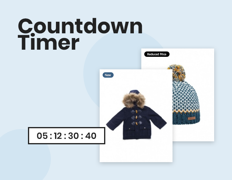 Countdown Timer PrestaShop Theme
