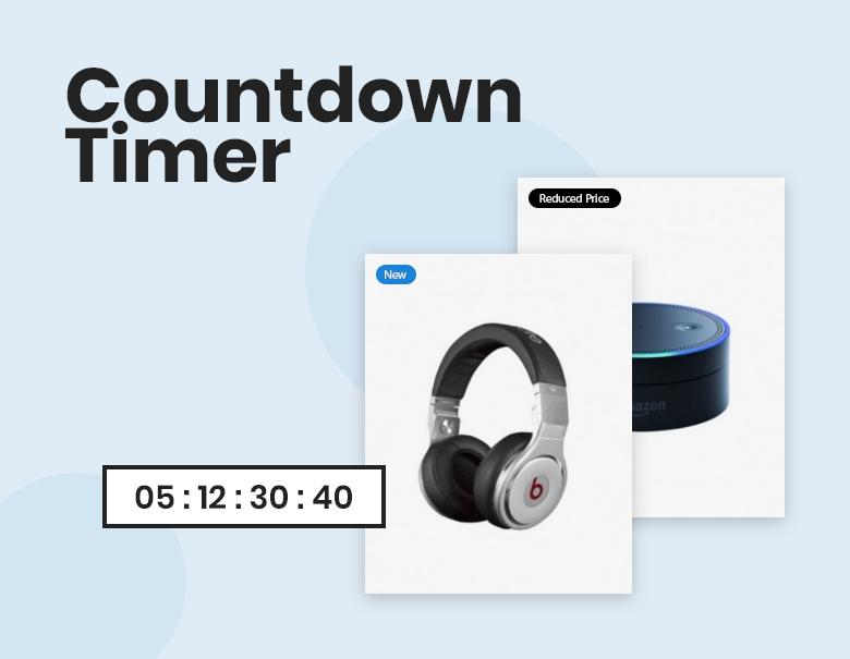 Countdown Timer PrestaShop Theme