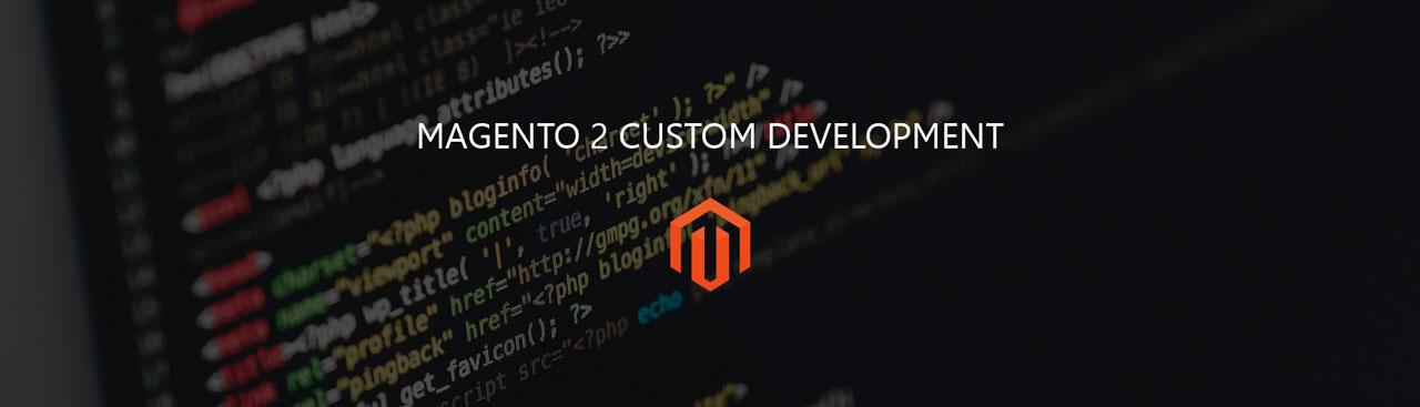 Magento 2 Custom Development